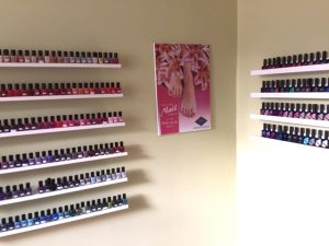 nail polish types and colours